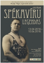 "Exhibition ""Musclemen Legends"""