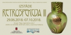 "Exhibition ""Retrospection III"" at the museum ""Riga Art Nouveau Centre"""