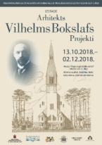 Architect Wilhelm Bockslaff's 160th birth anniversary