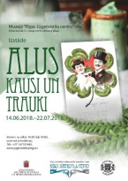 "Exhibition ""Beer Mugs and Vessels"" at the Museum ""Riga Art Nouveau Centre"""